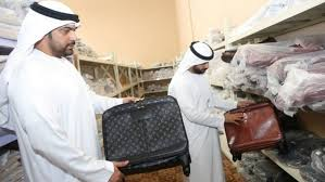 Anti Counterfeiting operations in the UAE